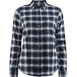Vik Flannel Shirt W Dark Navy Fjallraven