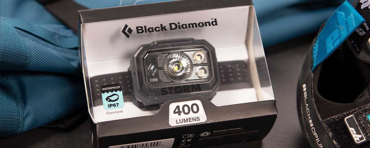 Visuel Ambiance Frontale Black Diamond