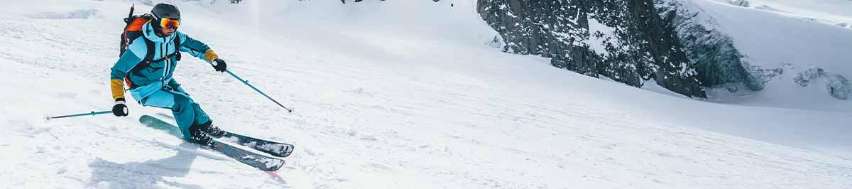 Visuel Ambiance Ski Piste