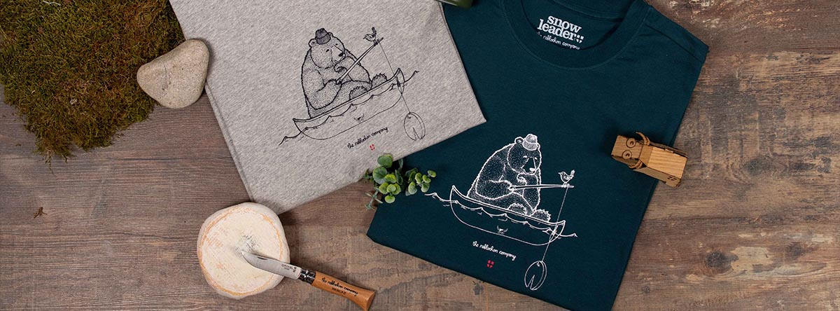 Visuel Ambiance Collection Snowleader Fishing Bear 2020