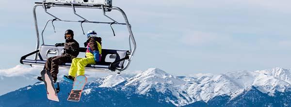 Visuel Ambiance Top 10 Snowboards