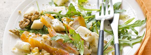 Visuel Recette Salade Reblochon
