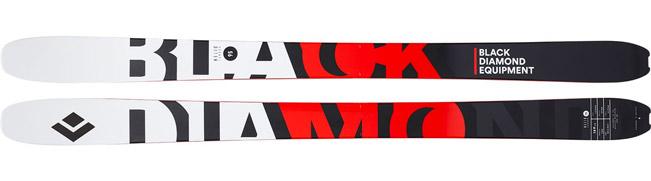 Visuel skis Black Diamond Helio Carbon 95