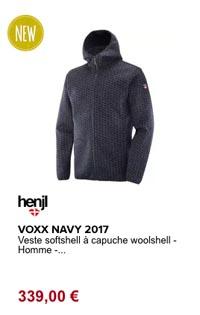 Voxx Henjl