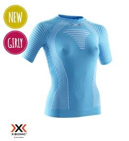 x bionic tee shirt femme