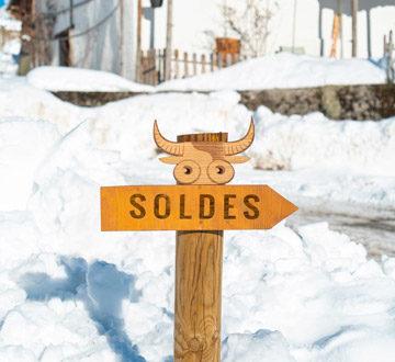 Poste instagram soldes snowleader